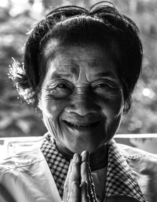 An Ode to the Nicest Woman We Met inThailand